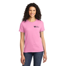 ON SALE-Port & Company® Ladies Essential T-Shirt