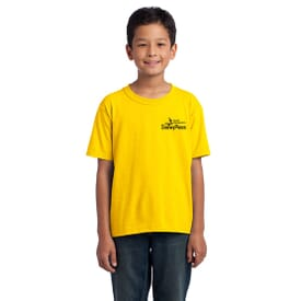 ON SALE-Fruit Of The Loom® Youth Heavy Cotton Hd® 100% Cotton T-Shirt