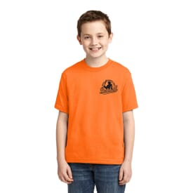 ON SALE-Jerzees® Youth Heavyweight Blend™ 50/50 Cotton/Poly T-Shirt