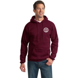 ON SALE-Port & Company® Classic Pullover Hooded Sweatshirt