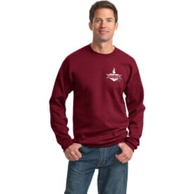 ON SALE-Port & Company® Ultimate Crewneck Sweatshirt