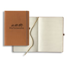 A4 Large Tucson Ivory Journal
