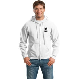 ON SALE-Gildan® Heavy Blend™ Full-Zip Hooded Sweatshirt
