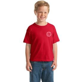 ON SALE-Gildan® Youth Dryblend® 50 Cotton/50 Poly T-Shirt