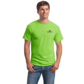 ON SALE-Hanes® Comfortblend® Ecosmart® 50/50 Cotton/Poly T-Shirt