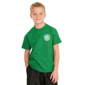 ON SALE-Hanes® Youth Tagless® 100% Cotton T-Shirt