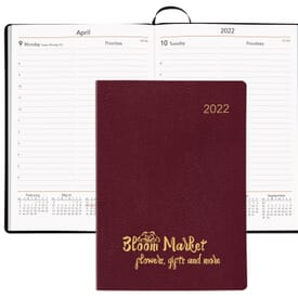 Daily Desk Planner- Skivertex®