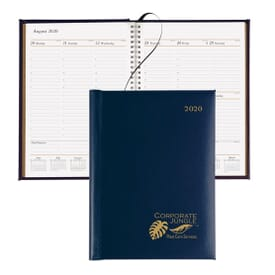 The Manager Weekly Planner- Gold Imprint