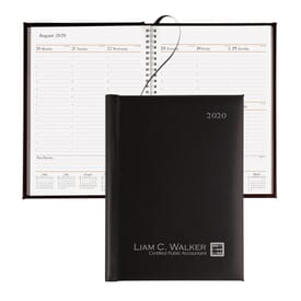 The Manager Weekly Planner- Silver Imprint