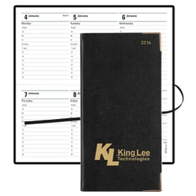 Letts Classic Slim- Weekly Planner