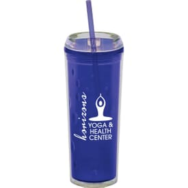 Hot & Cold Droplet Tumbler 20Oz