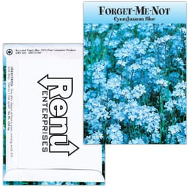 Standard Series Seed Packet- Forget-Me-Not Blue