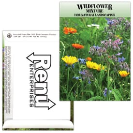 Standard Series Seed Packet- Wildflower Mix