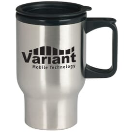 Stainless Steel Trip Mug 17Oz