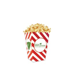 Popcorn Box Mini Scoop Style