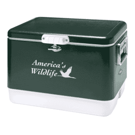 Coleman® 54-Quart Classic Steel Belted Cooler