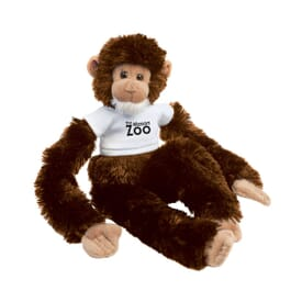 Chelsea Teddy Bear Co™- Manny Monkey