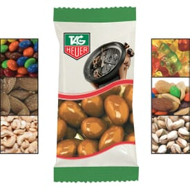 Zagasnacks Sweet & Salty Promo Snack Pack Bag - 5""