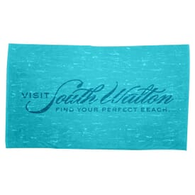 Distressed Collection Beach Towel