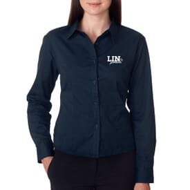 Ultraclub® Ladies' Whisper Twill
