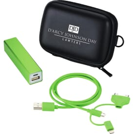 Jolt Power Kit With Mfi 3-In-1 Cable
