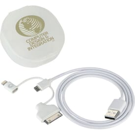 MFI Certified 3-In-1 Cable