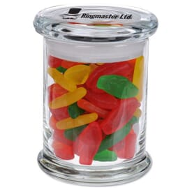 Gourmet Jar With Assorted Swedish Fish