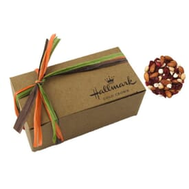 Small Natural Kraft Box With Sweet Cranberry Crunch