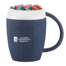 12 oz Sweater Mug with Jelly Beans