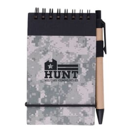 Digital Camo Jotter