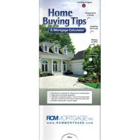Pocket Slider- Home Buying Tips And Mortgage Calculator
