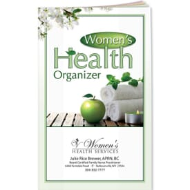 Better Books- Women's Health Organizer