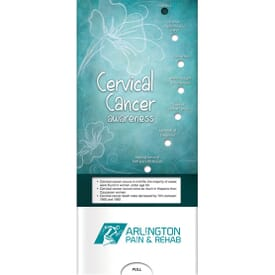 Pocket Slider- Cervical Cancer Awareness