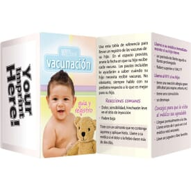 Key Points- Immunization Guide And Record Keeper (Spanish)