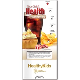 Pocket Slider- Your Child's Health: Preventing Obesity
