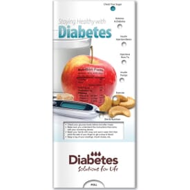 Pocket Slider- Staying Healthy With Diabetes