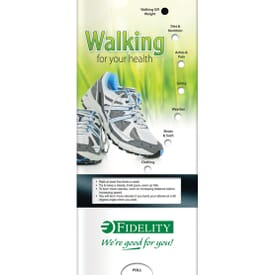 Pocket Slider- Walking For Your Health