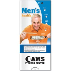 Pocket Slider- Men's Health