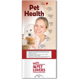 Pocket Slider- Pet Health