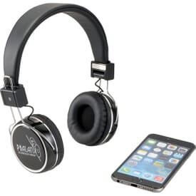Midas Bluetooth Headphones With Touchscreen