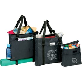 Fine Society 3-In-1 Workout Gym Tote