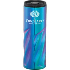 Slash Iridescent Vacuum Tumbler 16 Oz