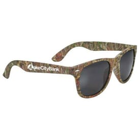 The Sun Ray Sunglasses- Camouflage