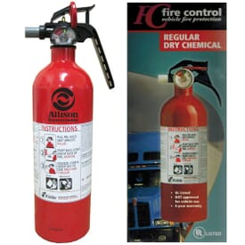 Commercial Vehicle Fire Extinguisher