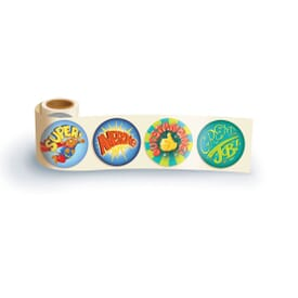 Fun Sticker Rolls Super
