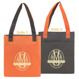 Insulated Slim Tote