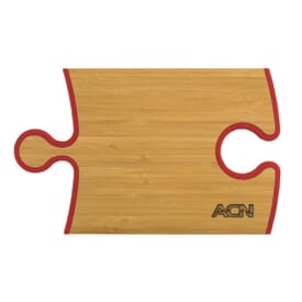 Bamboo Wine-N-Cheese Cutting Board