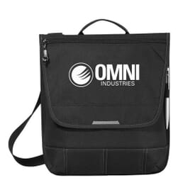 Omni Vertical Messenger Bag