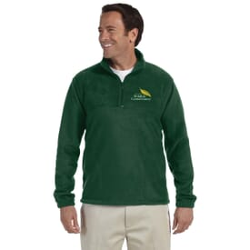 Harriton 8 Oz. Quarter Zip Pullover