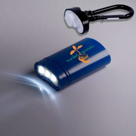 Quick-Release Magnetic Light